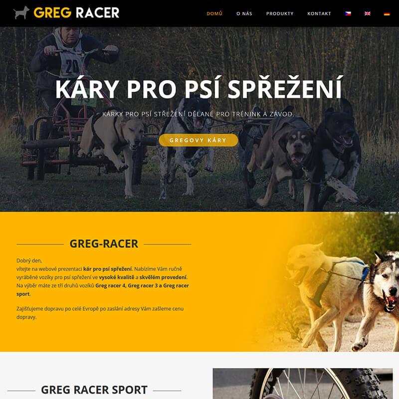 greg-racer.cz