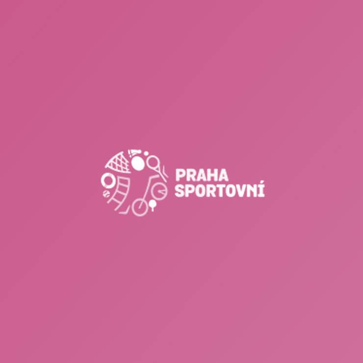 Logo webu Praha sportovní