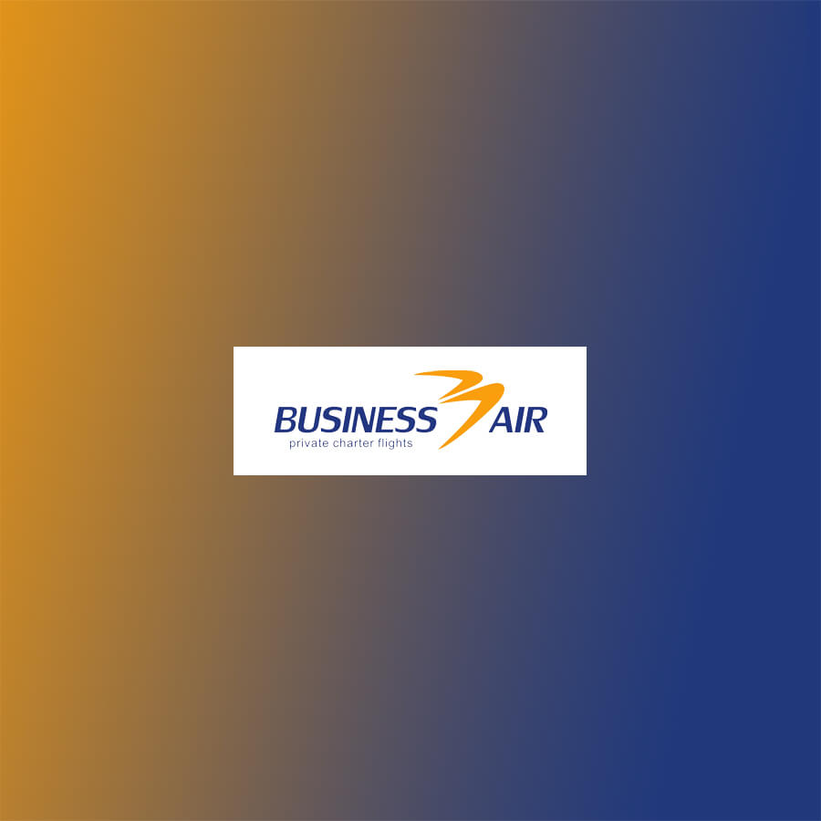 Logo webu Businessair