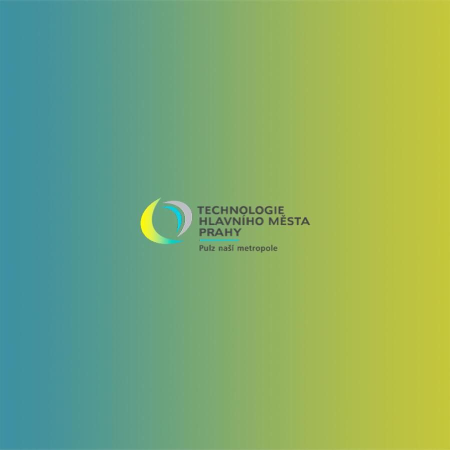 Logo podnikového systému CRM Praha svítí na volby
