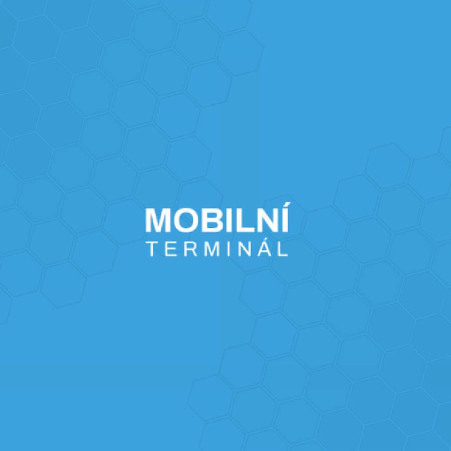 Logo webu Mobilní terminál
