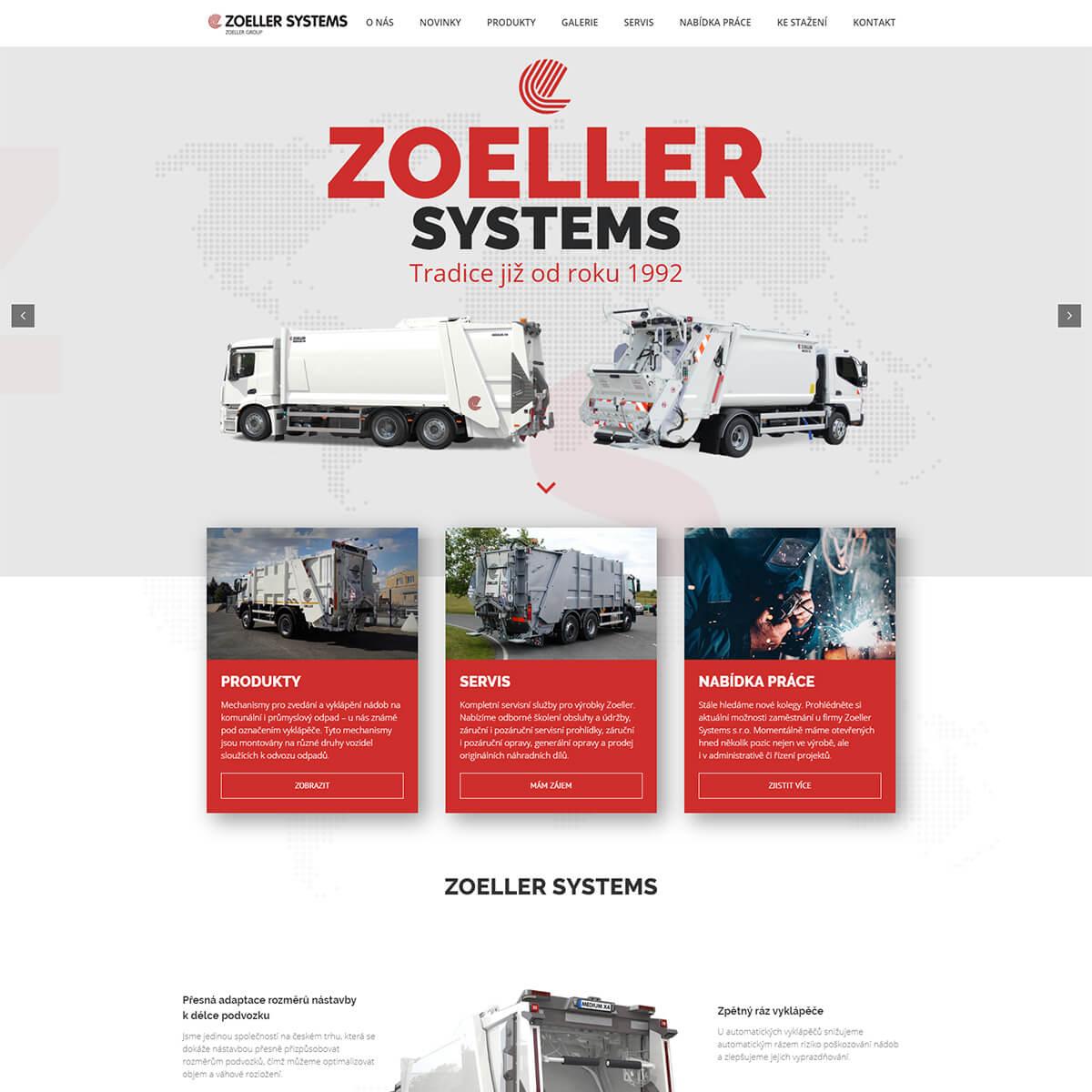 Náhledový obrázek stránky Zoeller