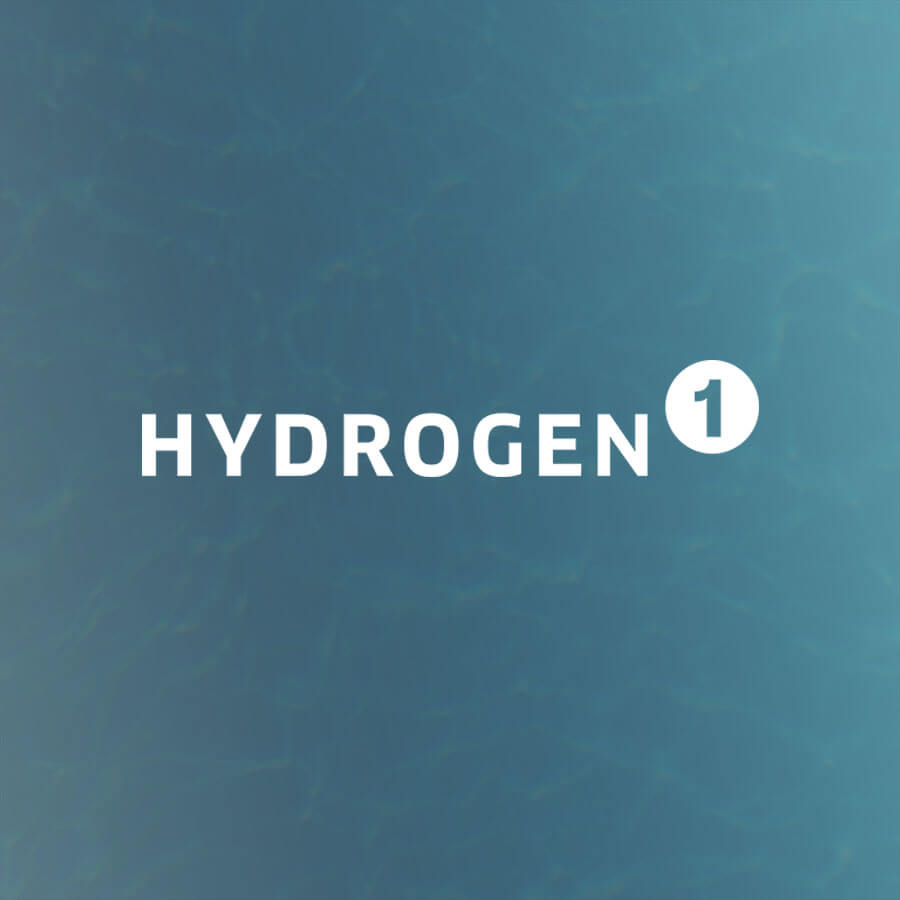 Logo firmy HYDROGEN1