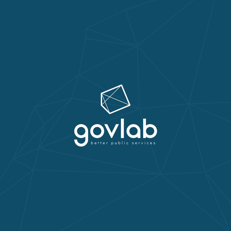 Logo webu govlab